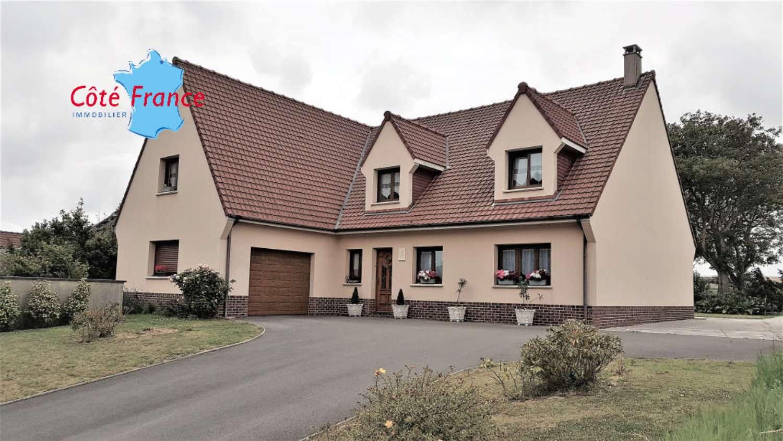 Neufchâtel-Hardelot Pas-de-Calais villa foto 4302688