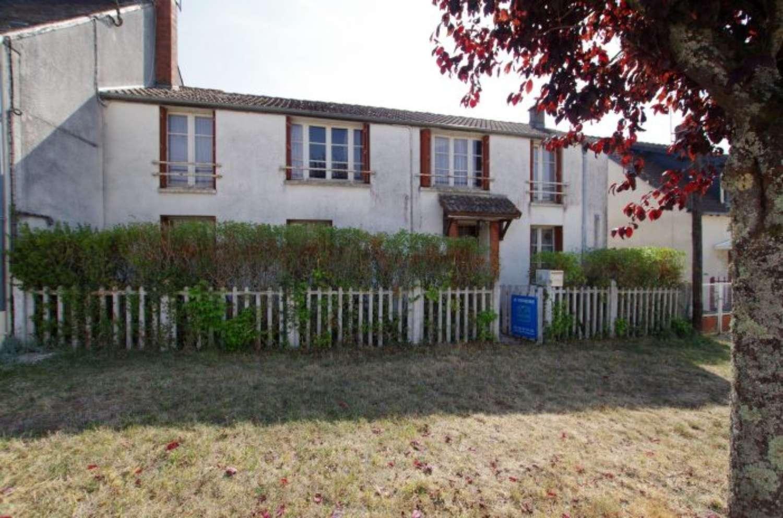 Nogent-sur-Vernisson Loiret Haus Bild 4286016