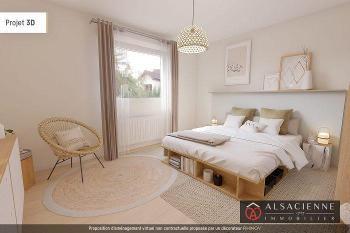 Hilsenheim Bas-Rhin appartement foto 4278875