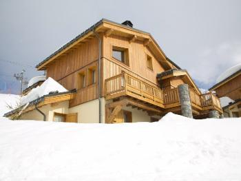 Saint-Colomban-des-Villards Savoie huis foto