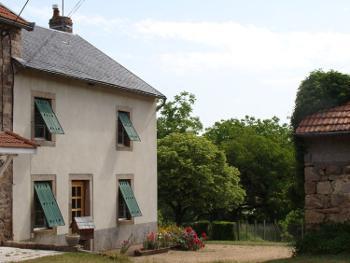 Châtel-Montagne Allier ferme photo 4305189