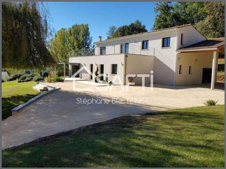 Proissans Dordogne huis foto 4663668