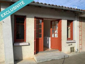 Oradour-sur-Vayres Haute-Vienne Haus Bild 4663117