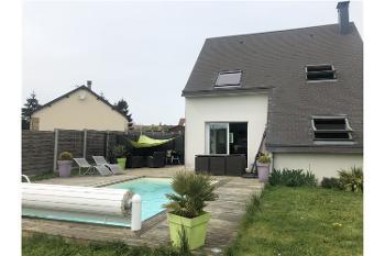 Saint-Pierre-Langers Manche Haus Bild 4672841