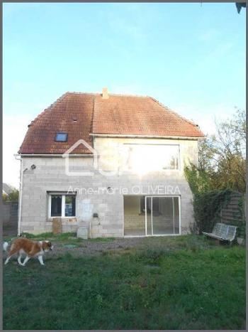 Noyon Oise Haus Bild 4663452