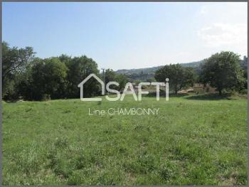 Saint-Martin-d'Ardèche Ardeche terrein foto 4663331