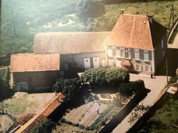 Varenne-l'Arconce Saône-et-Loire huis foto 4637544