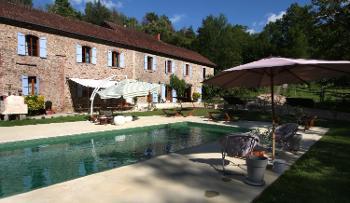 Cransac Aveyron Hotel/ Restaurant Bild 4673592