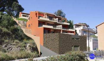 Collioure Pyrénées-Orientales appartement foto 4637612