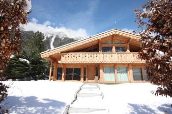 Les Bossons Haute-Savoie maison photo 4644244