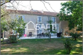 Mauzé-sur-le-Mignon Deux-Sèvres maison photo 4654917