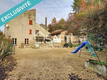 Semur-en-Auxois Côte-d'Or huis foto 4663296