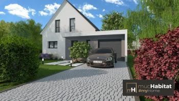 Rustenhart Haut-Rhin Haus Bild 4633009
