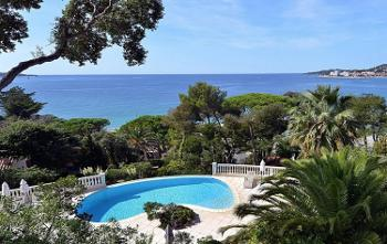 Sainte-Maxime Var villa foto 4633089