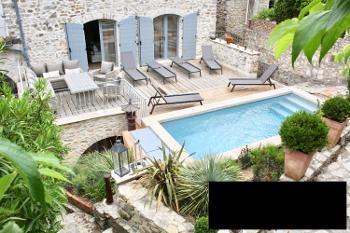 Vézénobres Gard Villa Bild 4644443