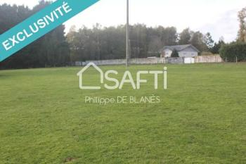 La Fontaine-Saint-Martin Sarthe terrein foto 4663006