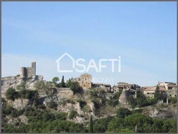 Saint-Martin-d'Ardèche Ardeche terrein foto 4663329