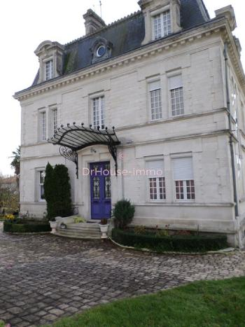 Sireuil Charente herenhuis foto 4634086