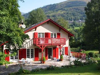 Eaux-Bonnes Pyrénées-Atlantiques Haus Bild 4639713
