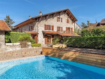 Veigy-Foncenex Haute-Savoie Villa Bild 4633118