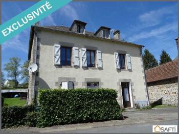 Meymac Corrèze Haus Bild 4659280