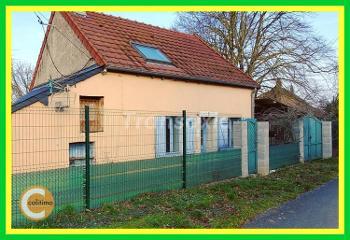Les Aix-d'Angillon Cher Haus Bild 4674351