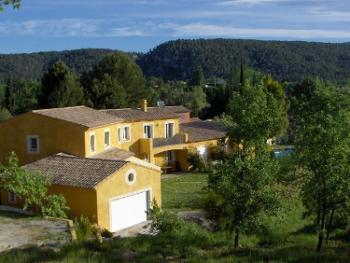 Salernes Var Villa Bild 4644497