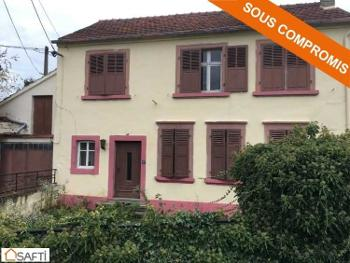 Sarralbe Moselle Haus Bild 4663570
