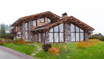 Megève Haute-Savoie maison photo 4673734