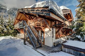 Les Praz-de-Chamonix Haute-Savoie maison photo 4673733