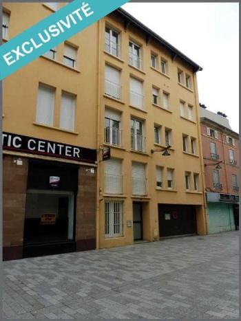Épinal Vosges Wohnung/ Appartment Bild 4663029