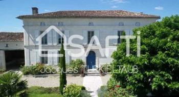 Lignières-Sonneville Charente Haus Bild 4663023