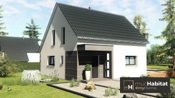 Rustenhart Haut-Rhin Haus Bild 4633008