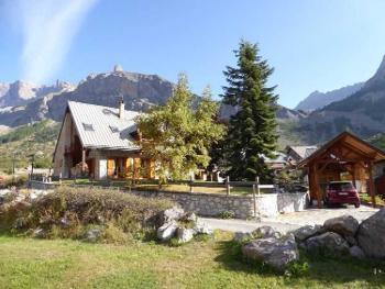 Le Monêtier-les-Bains Hautes-Alpes huis foto 4663038