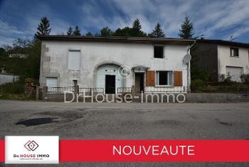 La Chaux-du-Dombief Jura dorpshuis foto 4634059