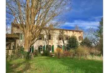 Bruniquel Tarn-et-Garonne herenhuis foto 4664517