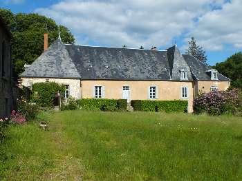 Ouroux-en-Morvan Nièvre castle picture 5269353