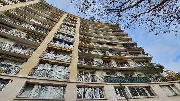 Paris 16e Arrondissement Parijs Seine huis foto 5314496