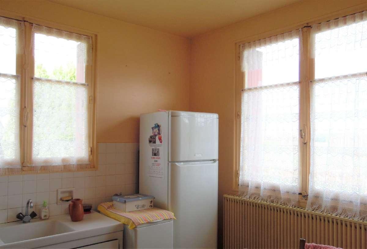 maison à vendre Chénérailles, Creuse (Limousin) photo 4