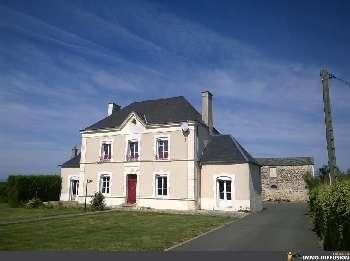 Saint-Cyr-en-Pail Mayenne Haus Bild 5344624