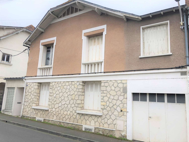 Châtellerault Vienne huis foto 4701978