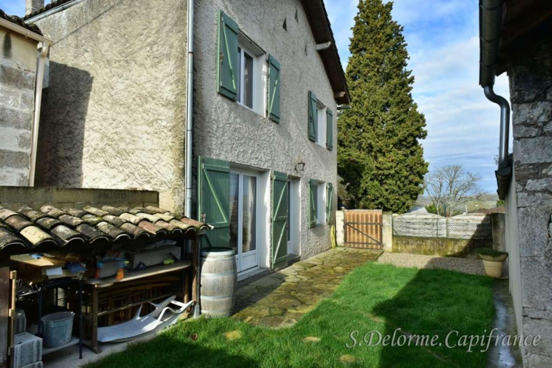 for sale village house Montcuq Midi-Pyrénées 1