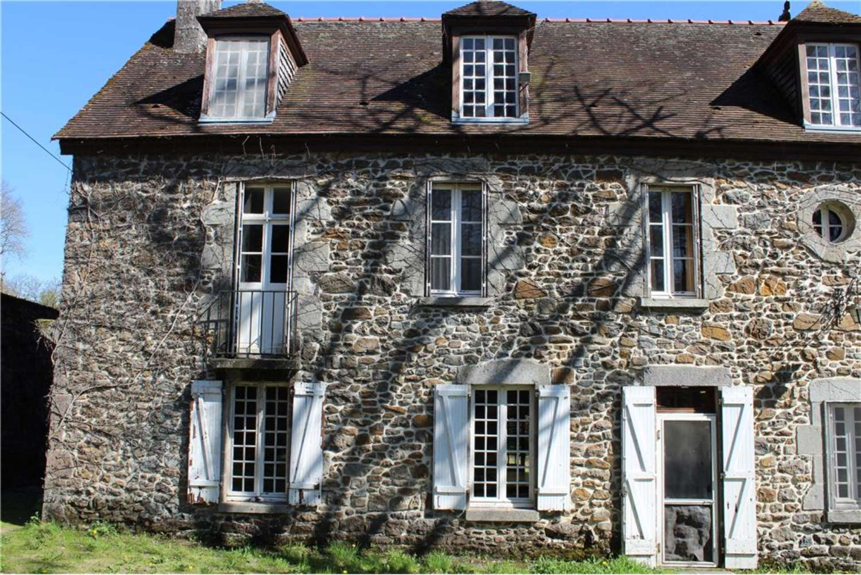 Chambon-sur-Voueize Creuse huis foto 4703224