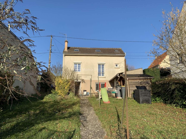 La Ferté-sous-Jouarre Seine-et-Marne Haus Bild 4699374