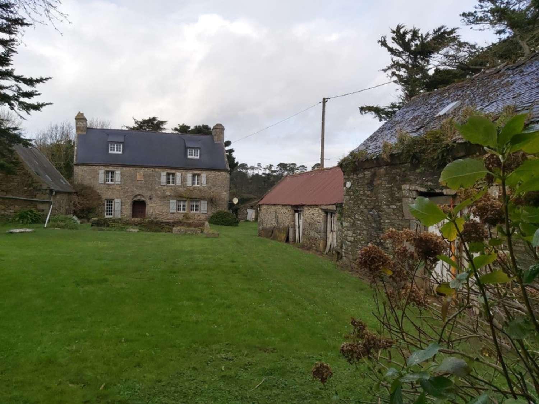 Le Conquet Finistère huis foto 4707438