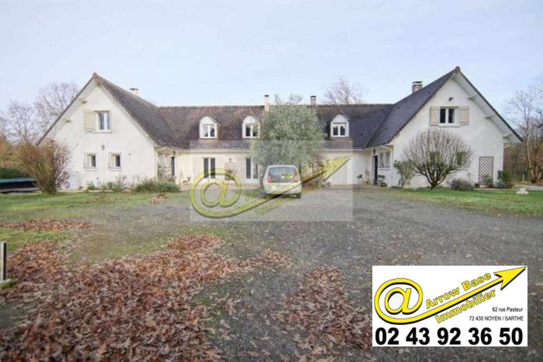 Yvré-le-Pôlin Sarthe house picture 4698775