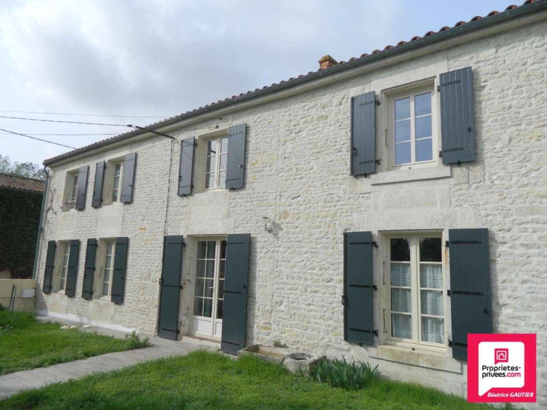 Mauzé-sur-le-Mignon Deux-Sèvres maison photo 4717386