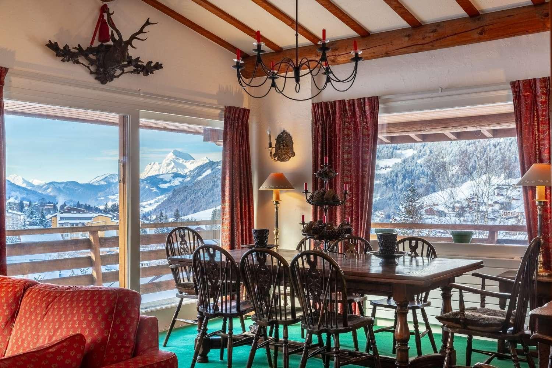 Megève Haute-Savoie house picture 4699412