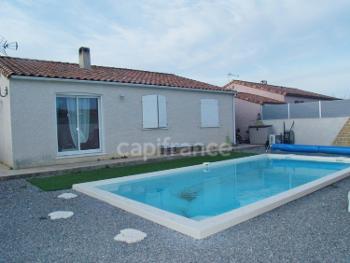 Cazouls-lès-Béziers Hérault villa foto 4701399