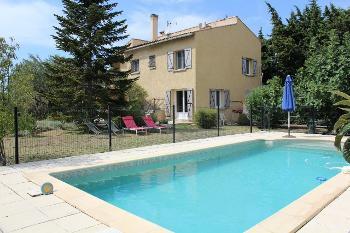 Rochefort-du-Gard Gard villa picture 4703291
